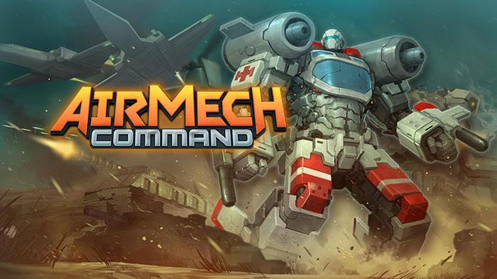 بازی استراتژیک واقعیت مجازی AirMech Command