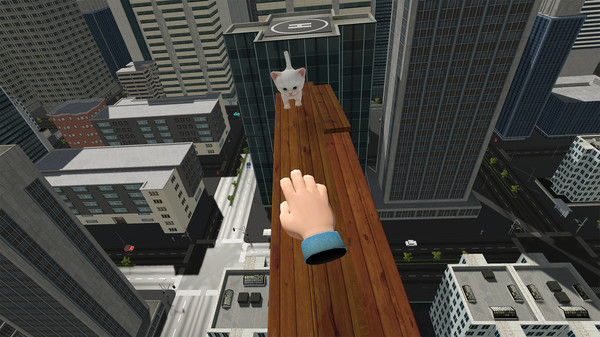 بازی واقعیت مجازی Kitty Rescue