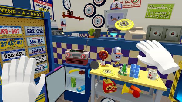 دانلود دانلود بازی Job Simulator برای عینک واقعیت مجازی HTC vive