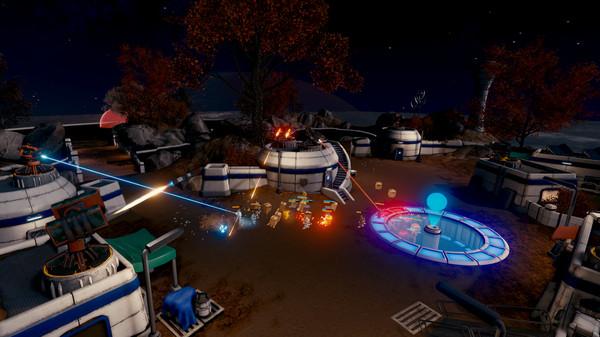 بازی استراتژیک واقعیت مجازی Kittypocalypse