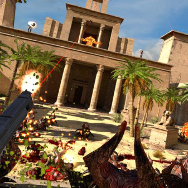 بازی سام ماجراجو Serious Sam VR: The Last Hope 1