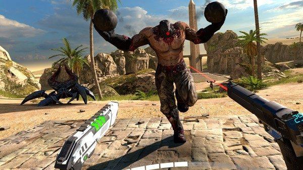 بازی سام ماجراجو Serious Sam VR: The Last Hope 2