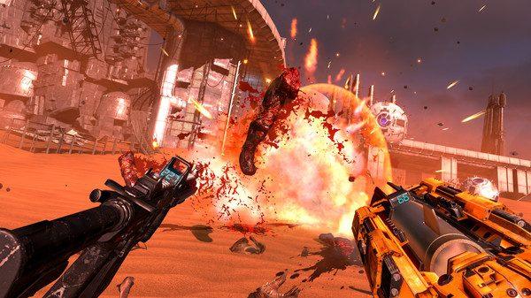 بازی سام ماجراجو Serious Sam VR: The Last Hope 3