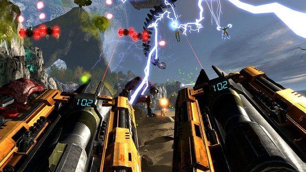 بازی سام ماجراجو Serious Sam VR: The Last Hope 4