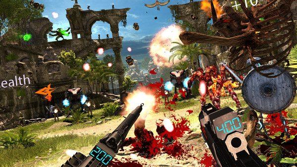 بازی سام ماجراجو Serious Sam VR: The Last Hope 5