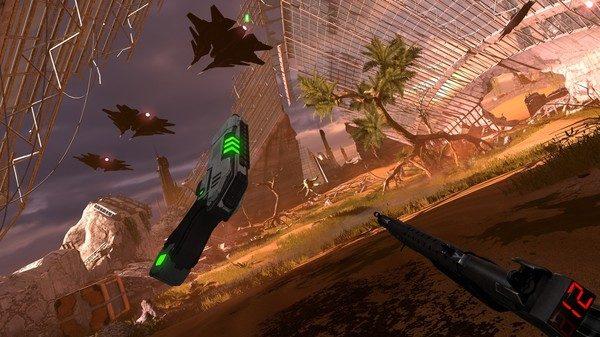 بازی سام ماجراجو Serious Sam VR: The Last Hope 6