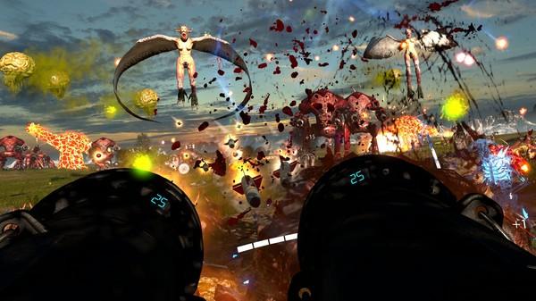 بازی سام ماجراجو Serious Sam VR: The Last Hope 7