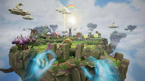 بازی استراتژیک واقعیت مجازی Tethered