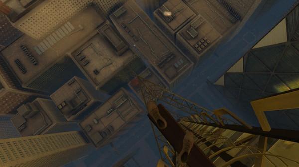 بازی واقعیت مجازی Top Floor