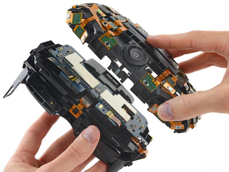 تعمیر عینک واقعیت مجازی اچ تی سی وایو HTC vive 05