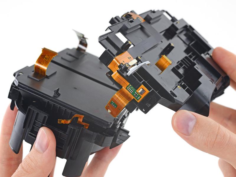 تعمیر عینک واقعیت مجازی اچ تی سی وایو HTC vive 09