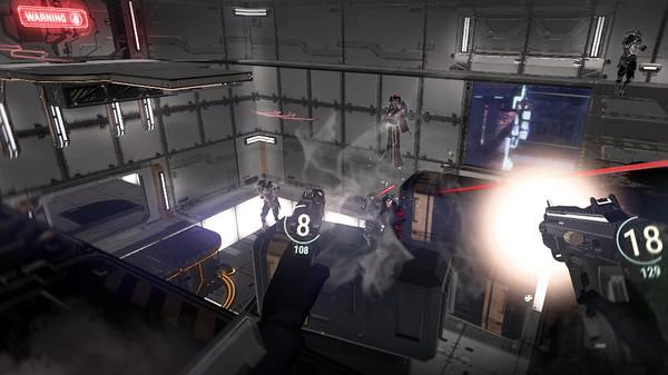دانلود بازی Sairento VR برای عینک واقعیت مجازی HTC vive