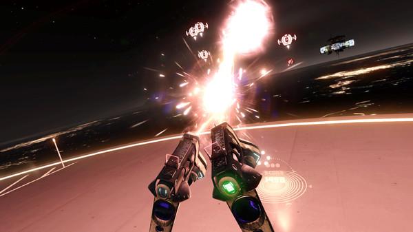 دانلود بازی Space Pirate Trainer برای عینک واقعیت مجازی HTC vive