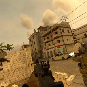 بازی انوارد Onward برای عینک واقعیت مجازی HTC vive1