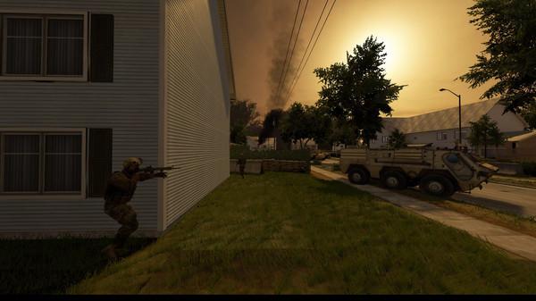 بازی انوارد Onward برای عینک واقعیت مجازی HTC vive3