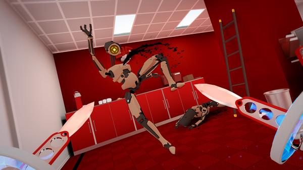 تصویر 3 بازی Budget Cuts VR برای عینک واقعیت مجازی