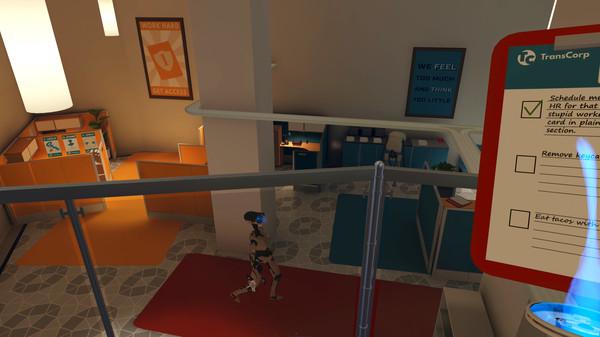 تصویر 4 بازی Budget Cuts VR برای عینک واقعیت مجازی
