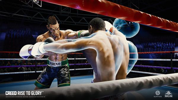 بازی Creed: Rise to Glory برای عینک واقعیت مجازی 1