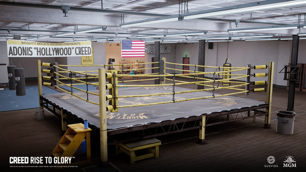 بازی Creed: Rise to Glory برای عینک واقعیت مجازی 2