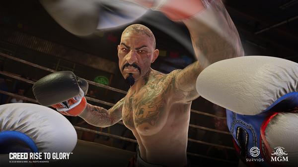 بازی Creed: Rise to Glory برای عینک واقعیت مجازی 3