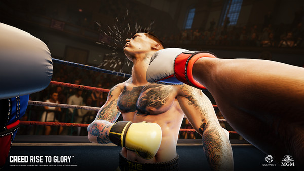 بازی Creed: Rise to Glory برای عینک واقعیت مجازی 4