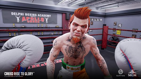بازی Creed: Rise to Glory برای عینک واقعیت مجازی 5
