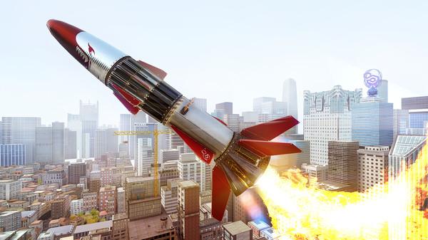 تصویر بازی واقعیت مجازی ultimate booster experience 07