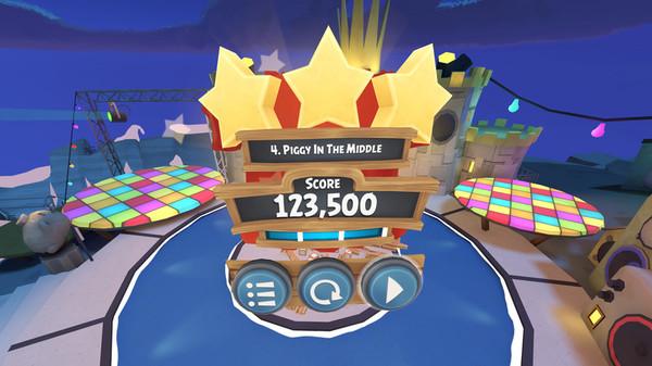 دانلود بازی Angry Birds VR: Isle of Pigs برای عینک واقعیت مجازی 4