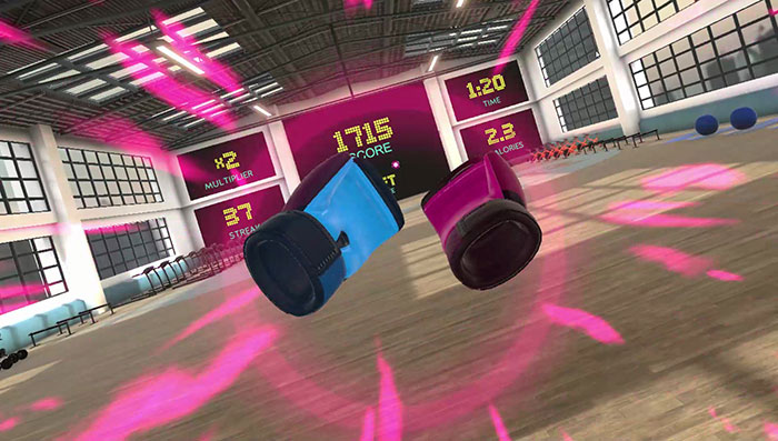 دانلود بازی BOX VR برای عینک واقعیت مجازی 2