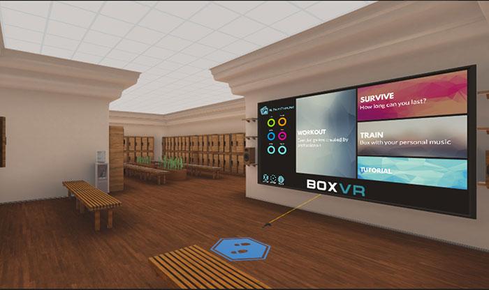 دانلود بازی BOX VR برای عینک واقعیت مجازی 4