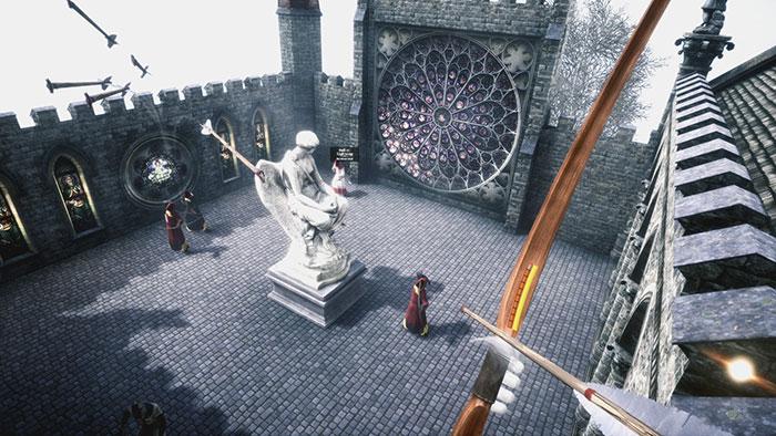 دانلود بازی In Death برای عینک واقعیت مجازی 2