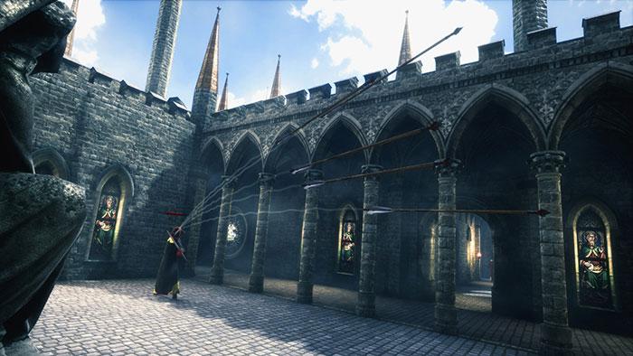 دانلود بازی In Death برای عینک واقعیت مجازی 9