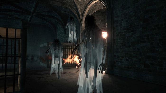دانلود بازی In Death برای عینک واقعیت مجازی 11