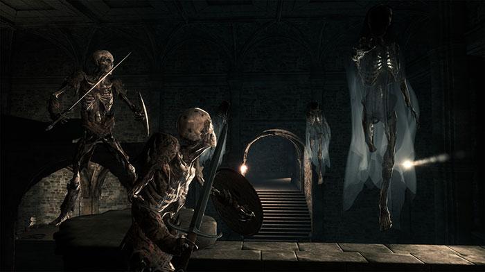 دانلود بازی In Death برای عینک واقعیت مجازی 13