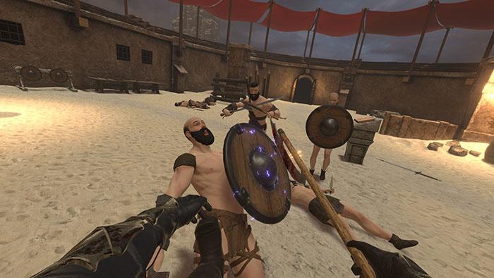 دانلود بازی Blade and Sorcery برای عینک واقعیت مجازی 2