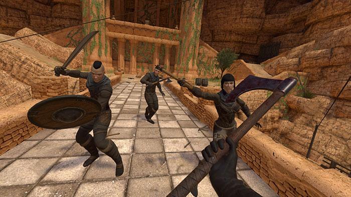 دانلود بازی Blade and Sorcery برای عینک واقعیت مجازی 3