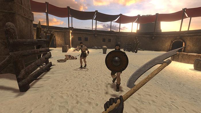 دانلود بازی Blade and Sorcery برای عینک واقعیت مجازی 4