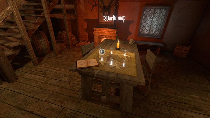 دانلود بازی Blade and Sorcery برای عینک واقعیت مجازی 5