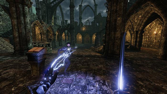 دانلود بازی Blade and Sorcery برای عینک واقعیت مجازی 6