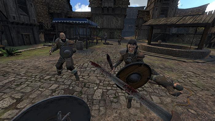دانلود بازی Blade and Sorcery برای عینک واقعیت مجازی 7
