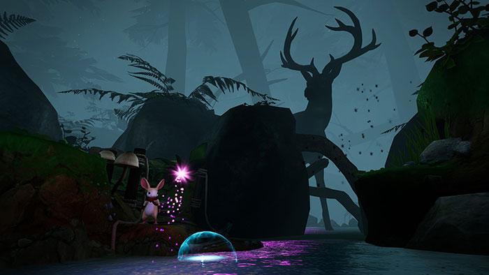 دانلود بازی Moss برای عینک واقعیت مجازی 3