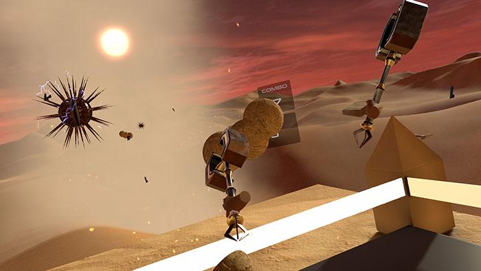 دانلود بازی PowerBeatsVR برای عینک واقعیت مجازی 3