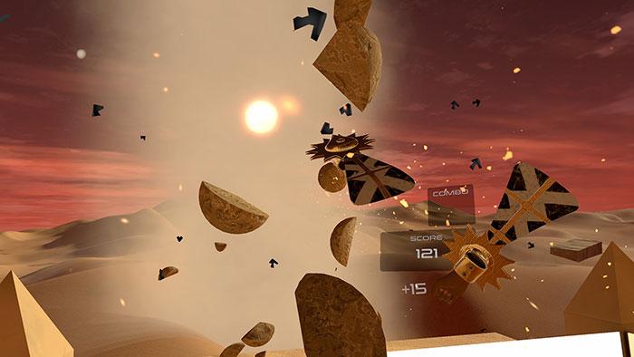 دانلود بازی PowerBeatsVR برای عینک واقعیت مجازی 7
