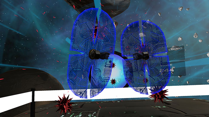 دانلود بازی PowerBeatsVR برای عینک واقعیت مجازی 9