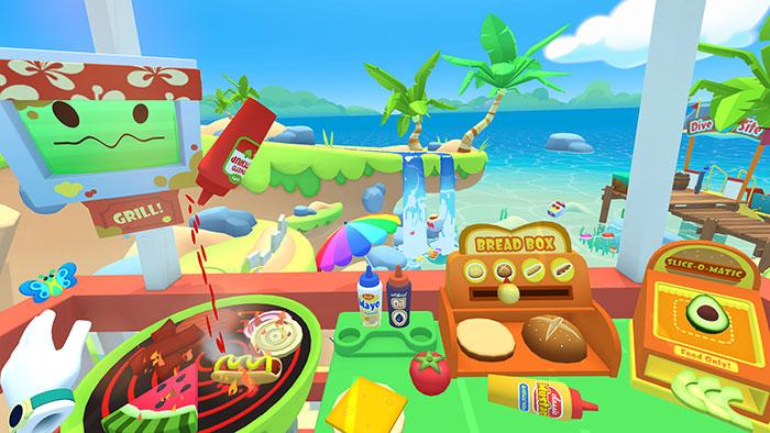دانلود بازی Vacation Simulator برای عینک واقعیت مجازی 3