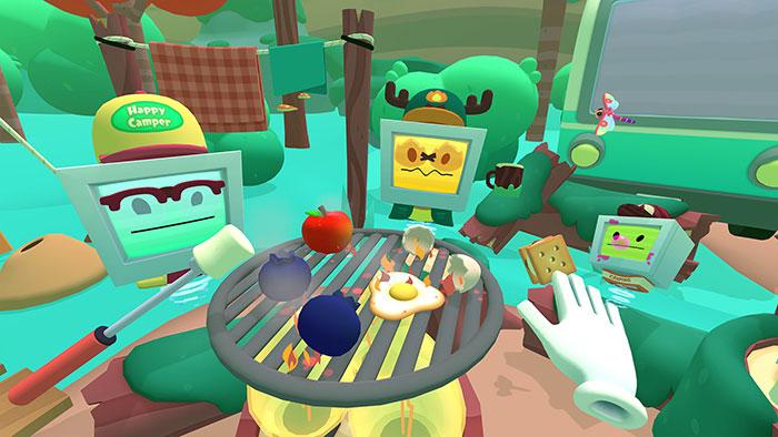 دانلود بازی Vacation Simulator برای عینک واقعیت مجازی 4