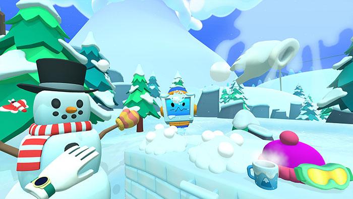 دانلود بازی Vacation Simulator برای عینک واقعیت مجازی 5