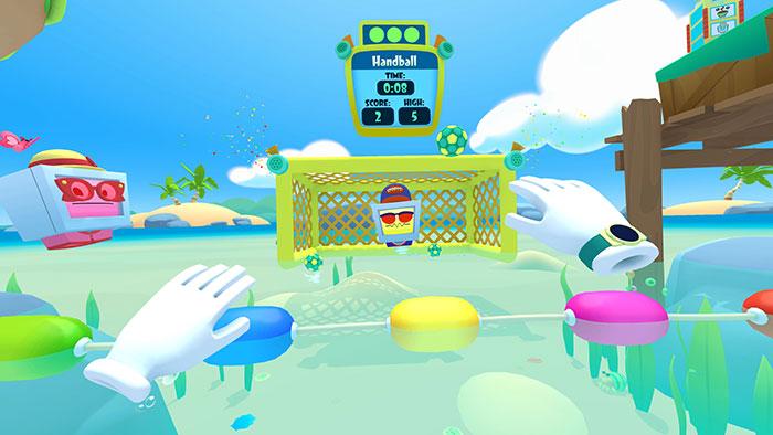 دانلود بازی Vacation Simulator برای عینک واقعیت مجازی 6