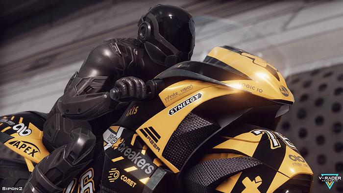 دانلود بازی V-Racer Hoverbike برای عینک واقعیت مجازی 2