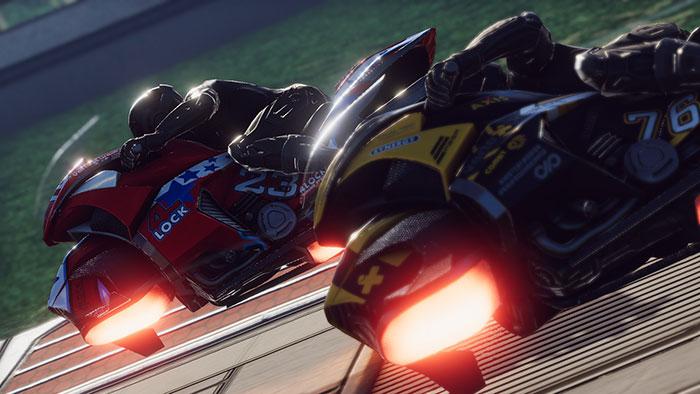 دانلود بازی V-Racer Hoverbike برای عینک واقعیت مجازی 4